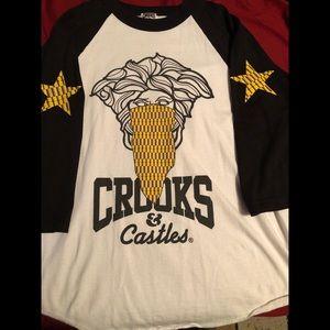 Crooks & Castles shirt